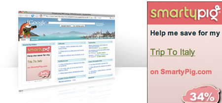 igoogle Smart Saving With SmartyPig