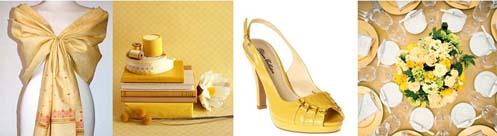primrose yellow inspiration board1 Creative Colour Primrose Yellow