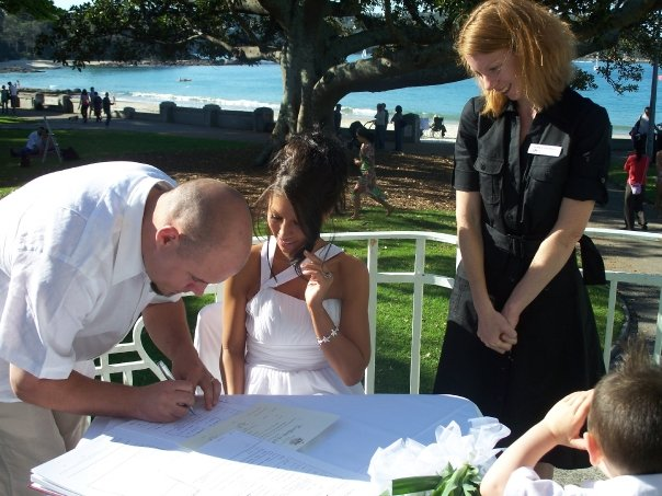sign What Would They Know? Robyn Pattison Celebrant