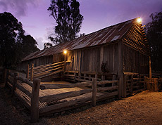 woolshed sm A Barn Wedding Victoria