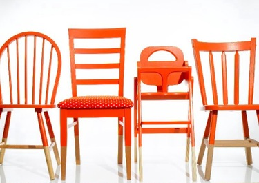 dining chairs Coloured Chairs