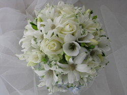 bouquetDel Thomas.2 copy Fetching Flannel Flowers