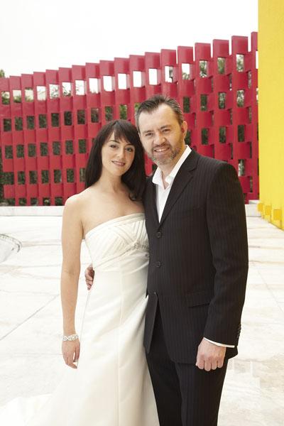 dana and raul mexico wedding 006 Dana and Raul