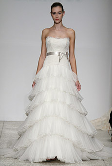 Christos 4 Bridal Market Week NYC