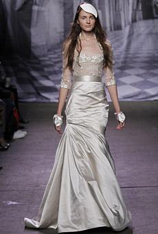 Monique Lhuillier5 Bridal Market Week NYC