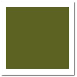 Olive Green Creative Colour Olive Green