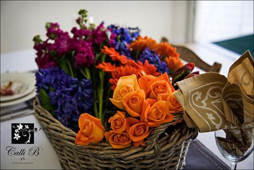 Rustic Garden004 Rustic Garden Tablescape