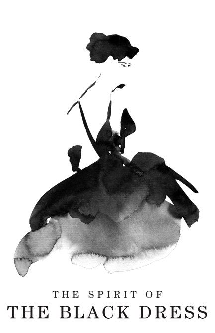 Spirit of the Black Dress