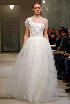 reem Bridal Market Week NYC