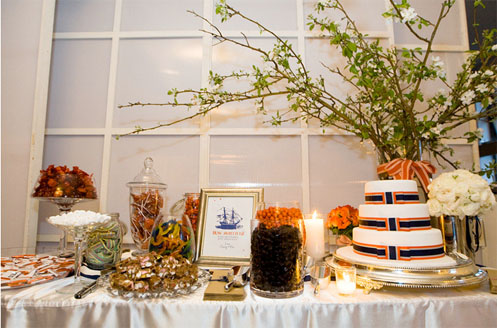 ria and craig nautical wedding70031 Having A Bar Of It... The Decoration