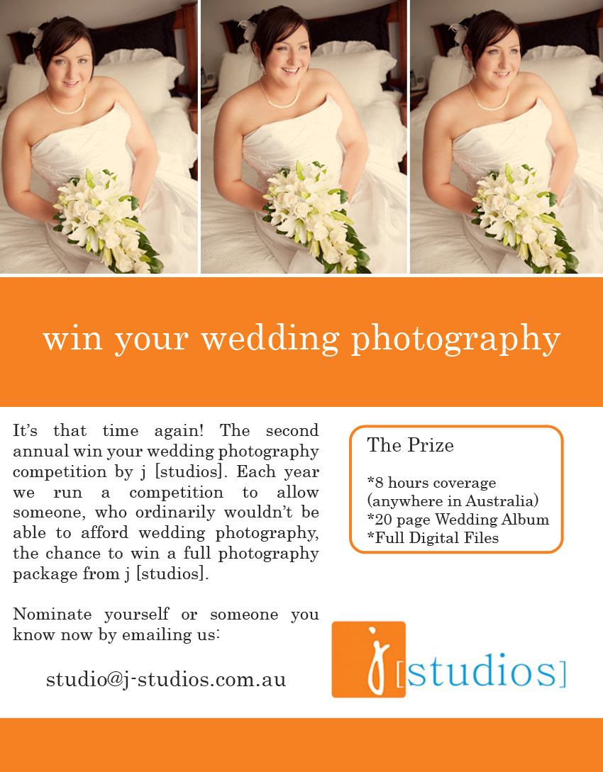 wedding photography comp News Roundup