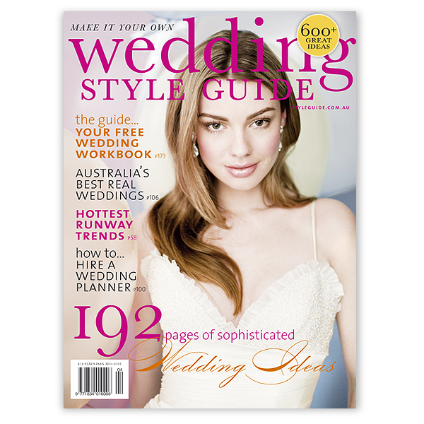 wedding style guide On Sale Now..October