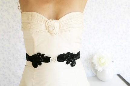 Little white dresser wedding hair004 Little White Dresser