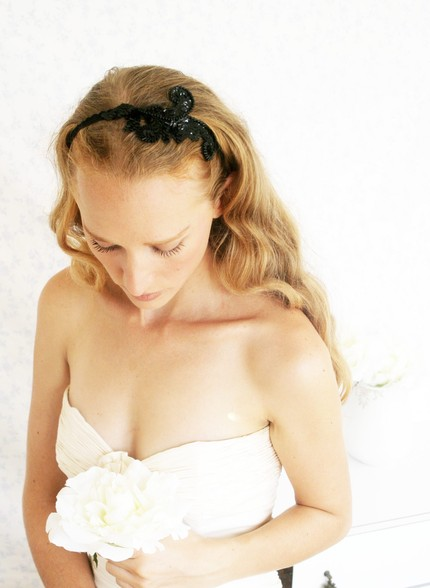 Little white dresser wedding hair005 Little White Dresser