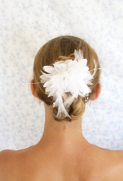 Little white dresser wedding hair008 Little White Dresser