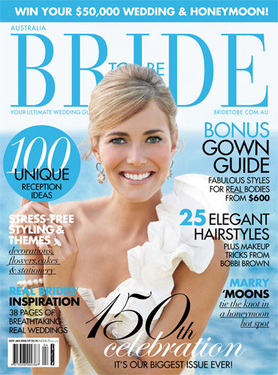 bride tobe nov 2010 cover Out Now...November 2009