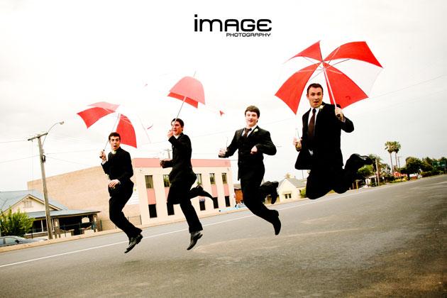 image digital Snapshot Sunday Under My Umbrella