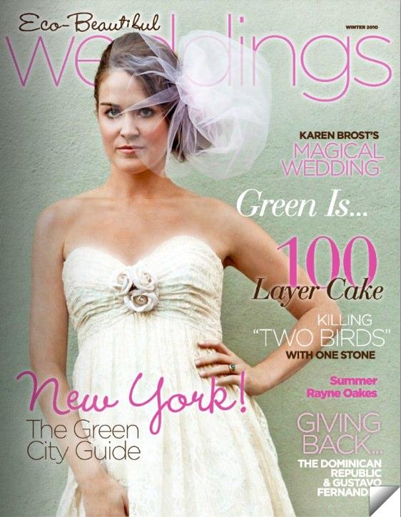 Eco-Beautiful Weddings Magazine For Eco-Friendly & Eco-Couture Weddings