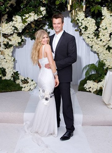 Fergie josh The 2009 Wedding Countdown
