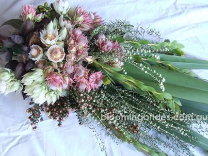 australian native wedding bouquets0081 Australian Native Bouquets by Blooming Brides