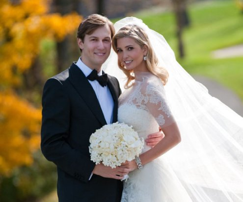 ivanka trump wedding1 The 2009 Wedding Countdown