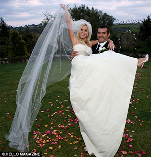 natasha bedingfield The 2009 Wedding Countdown