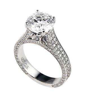 Cerrone Engagement Rings Loose Diamonds Wedding Rings Choosing The Ring