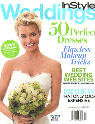 instyle weddings Out Now....January 2010