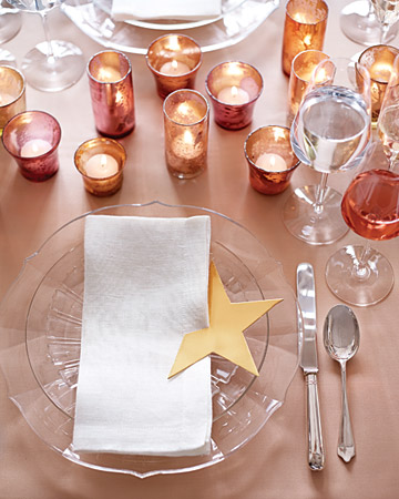 martha stewart weddings star wedding007 Written In The Stars