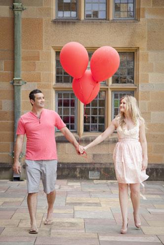 megan and luke020 Megan and Luke Engaged