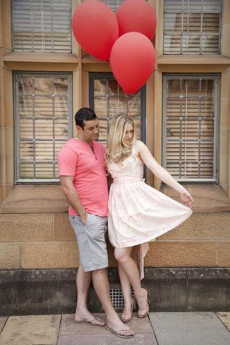megan and luke025 Megan and Luke Engaged