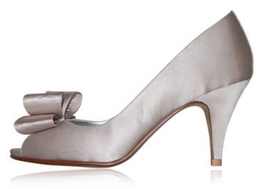 peppetoe shoes bridal shoes008 Peeptoe Shoes Bridal Collection