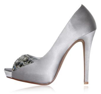 peppetoe shoes bridal shoes010 Peeptoe Shoes Bridal Collection
