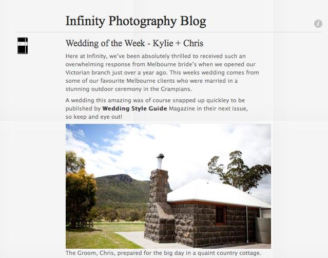 Infinity Photography Blog