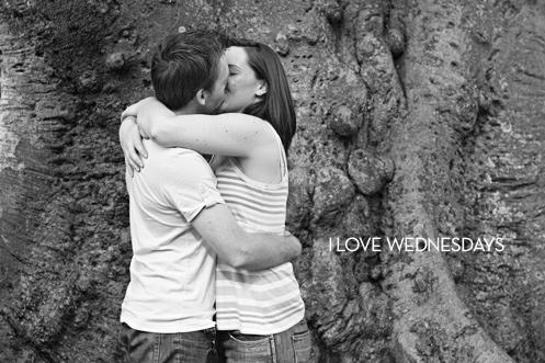 JAMESCHRISTINE02 Christine and James Engaged