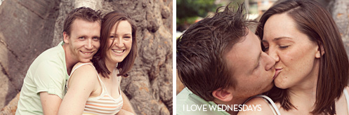JAMESCHRISTINE03 Christine and James Engaged