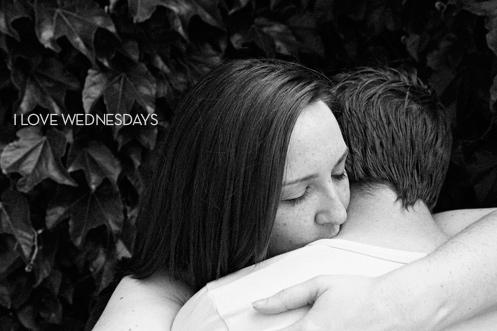JAMESCHRISTINE05 Christine and James Engaged
