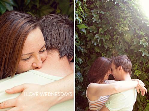 JAMESCHRISTINE06 Christine and James Engaged