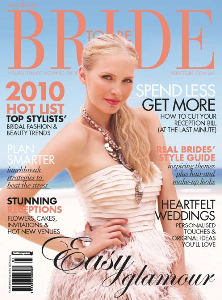 bride to be february 2010 Out Now....February 2010