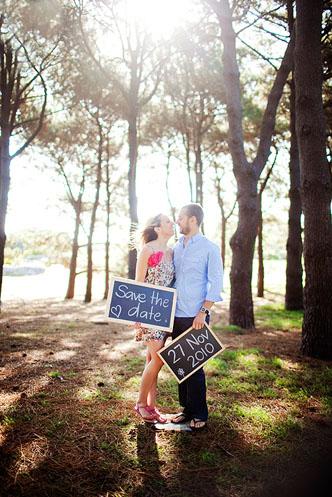 chalkboard sweet engagement shoot007 Chalkboard Sweet Engagement Shoot