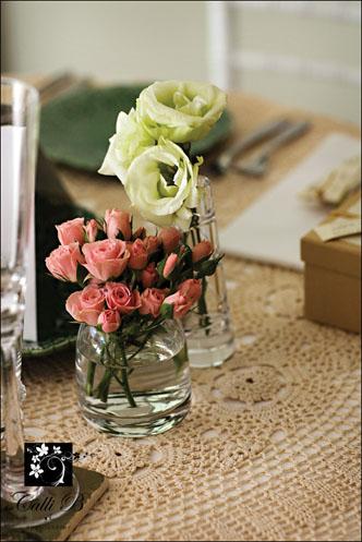 garden glamour tablescape004 Garden Glamour Tablescape