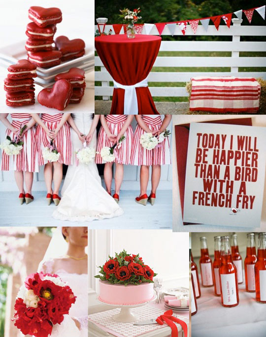 valentines day quirky picnic Valentines Day Picnic Wedding