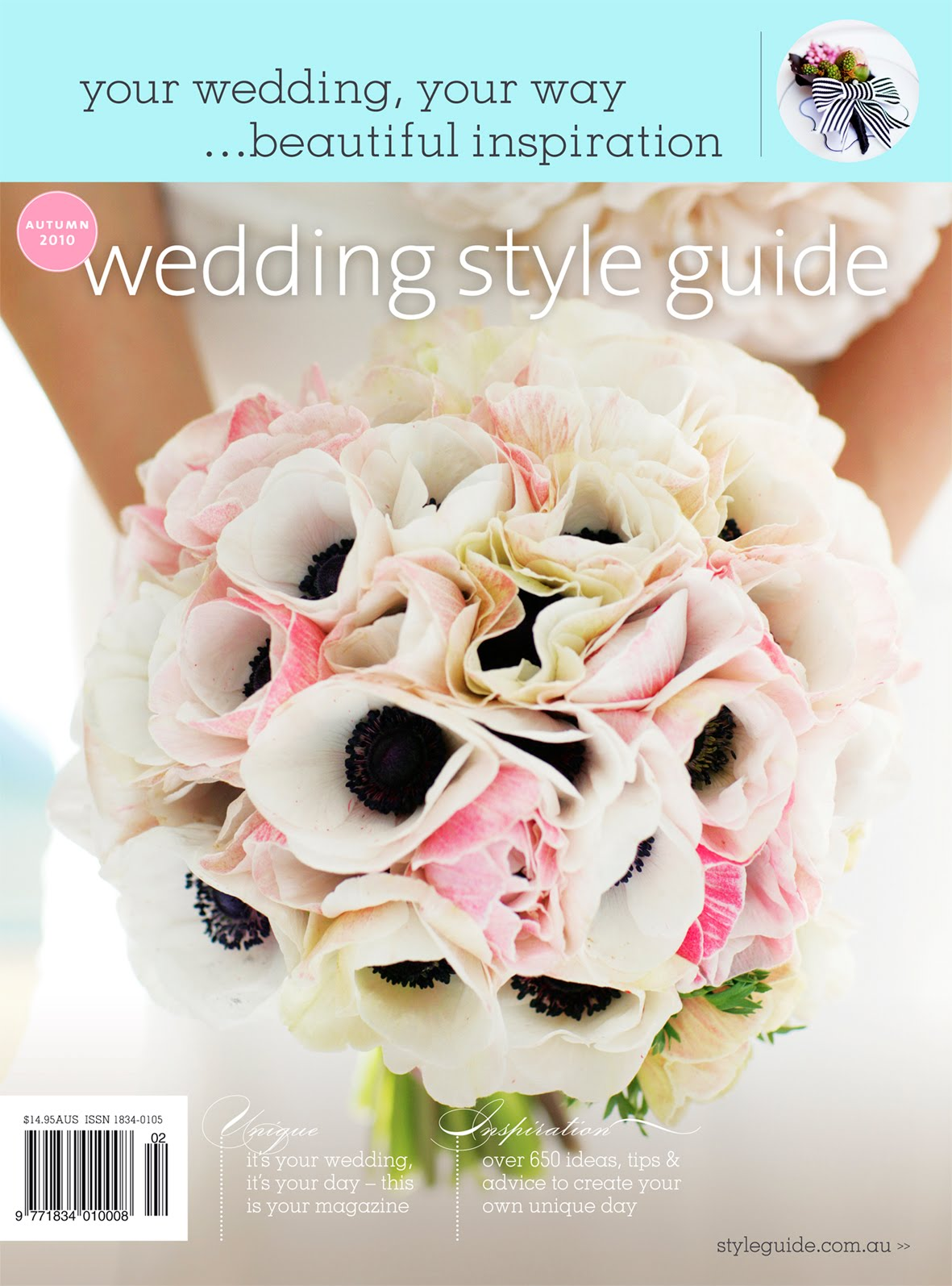 wedding style guide Out Now March 2010