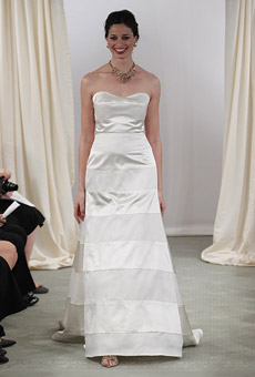 anne barge2 Bridal Market April 2010