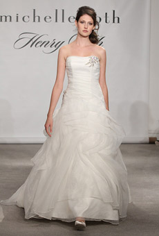 michelle roth Bridal Market April 2010