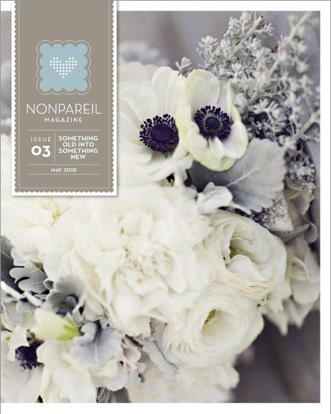 Nonpareil 03 _ Something Old Into Something New   Nonpareil Online Wedding Magazine