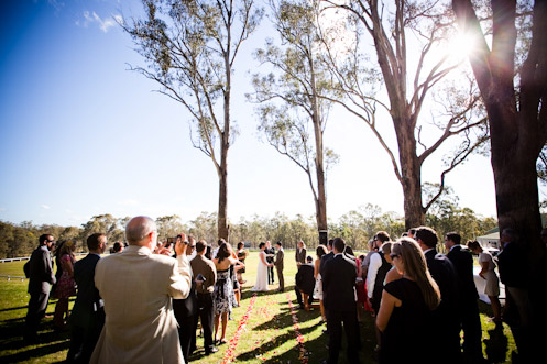 ainslie rohan hunter valley wedding051 Ainslie and Rohan