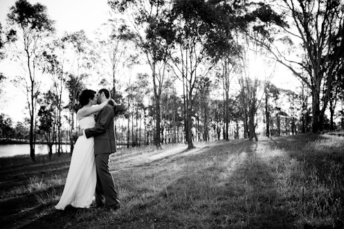 ainslie rohan hunter valley wedding079 Ainslie and Rohan   The Celebration