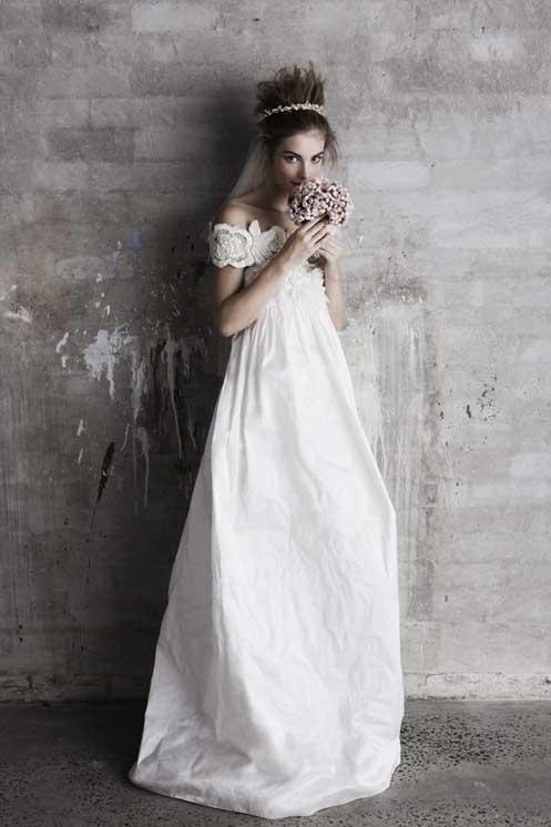Collette Dinnigan Wedding Dress. dresses! collette dinnigan
