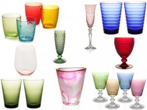 colouredglassware